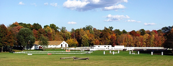End of Hunt Equestrian Center